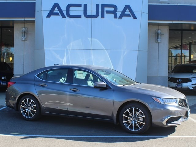 New 2019 Acura TLX 3.5 V-6 9-AT SH-AWD
