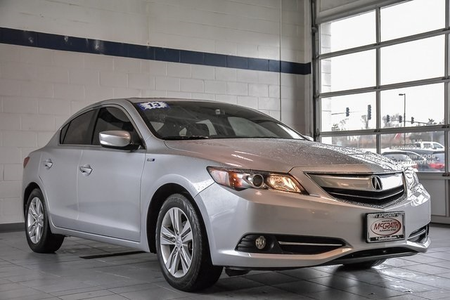 Pre-Owned 2013 Acura ILX Hybrid 1.5L
