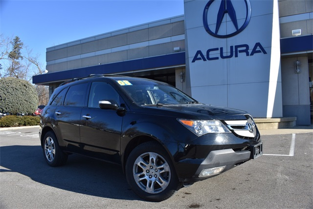 Pre-Owned 2008 Acura MDX Technology