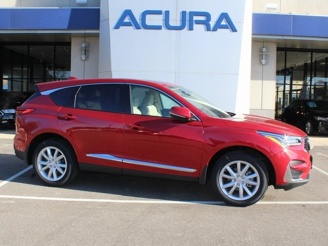 New 2019 Acura Rdx Base 4d Sport Utility In Libertyville X1481