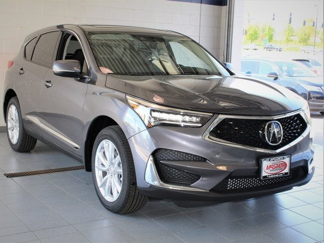 New 2020 Acura Rdx Sh Awd 4d Sport Utility In Libertyville X1705