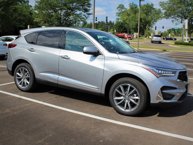 new 2019 acura rdx technology package 4d sport utility in