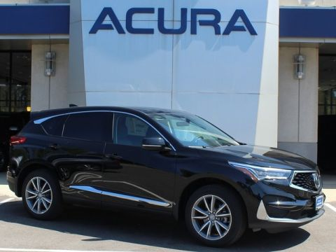 New 2019 Acura RDX TECH