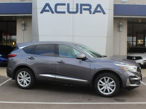 New Acura RDX For Sale McGrath Acura Of Libertyville - Acura rdx lease prices paid