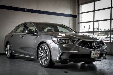 Pre-Owned 2018 Acura RLX Base